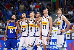 ITALIA ATTENDE IL CHALLENGE<br /> ITALIA - ARGENTINA<br /> PALLAVOLO VNL VOLLEYBALL NATIONS LEAGUE 2019<br /> MILANO 22-06-2019<br /> FOTO GALBIATI -  RUBIN