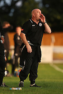 Billericay Manager Craig Edwards during a pre season friendly at New Lodge Stadium, Billericay...Picture by Paul Chesterton/Focus Images Ltd.  07904 640267.4/8/11