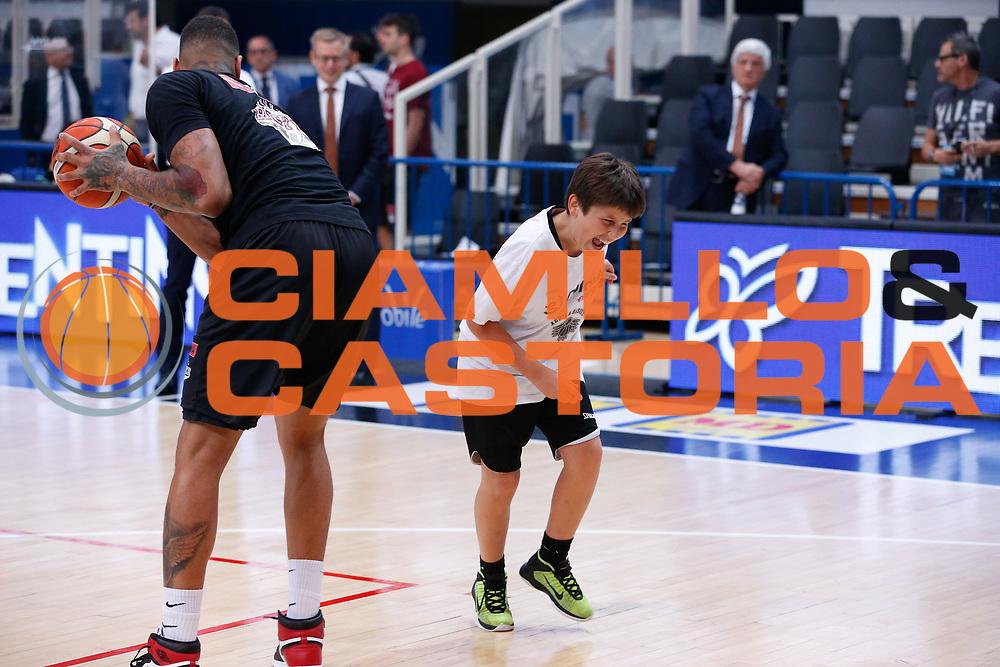 Jamelle Hagins<br /> Dolomiti Energia Aquila Basket Trento - Umana Reyer Venezia <br /> Lega Basket Serie A 2016/17 Finali Gara 03<br /> Trento, 14/06/2017<br /> Foto Ciamillo-Castoria / M. Brondi