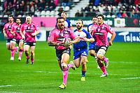 Digby IOANE - 14.03.2015 - Stade Francais / Grenoble -  20eme journee de Top 14<br /> Photo : David Winter  / Icon Sport<br /> <br />   *** Local Caption ***