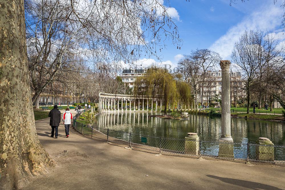 Parc Monceau // Monceau park