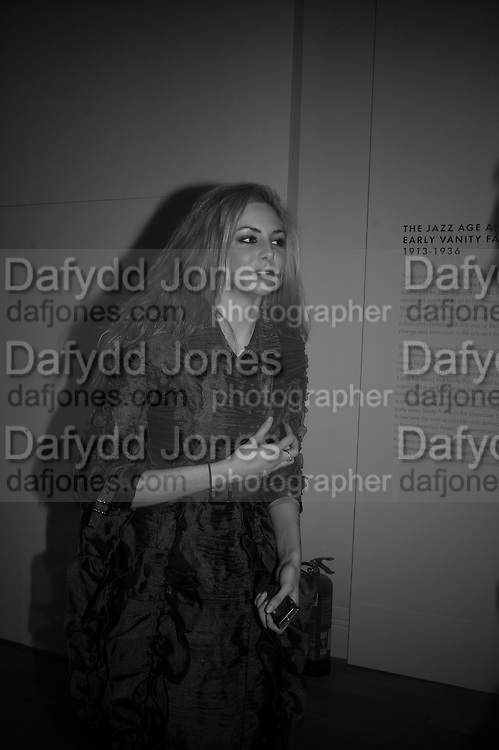TAMSIN EGERTON, Vanity Fair Portraits: Photographs 1913-2008. Hosted by Burberry and Vanity Fair. National Portrait Gallery. London. 9 February 2008.  *** Local Caption *** -DO NOT ARCHIVE-© Copyright Photograph by Dafydd Jones. 248 Clapham Rd. London SW9 0PZ. Tel 0207 820 0771. www.dafjones.com.