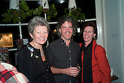 Susanna Geoghegan; Peter Gordon; Lorae Perry, Peter Gordon, Launch of Fusion: a culinary journey by Peter Gordon. Providores. Marlebone High St. London. 4 March 2010