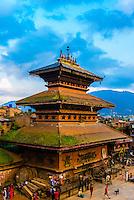Bhaktapur, Kathmandu Valley, Nepal.