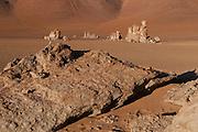 Rock Formations at Salvador Dali desert, Sud Lipez area