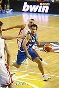 ALICANTE 05 SETTEMBRE 2007<br /> BASKET EUROPEI<br /> POLONIA-ITALIA<br /> NELLA FOTO BULLERI<br /> FOTO CIAMILLO-CASTORIA
