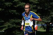 14.07.2009, Linnanpuisto, H?meenlinna..Fin5-Suunnistusviikko 2009, Puistosuunnistus - Topi Anjala - IkNV.©Juha Tamminen