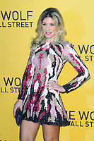Hofit Golan, The Wolf of Wall Street - UK film premiere, Odeon Leicester Square, London UK, 09 January 2014, Photo by Richard Goldschmidt