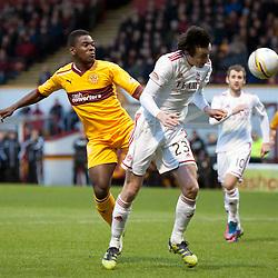 Motherwell v Aberdeen | SPL | 26 December 2012