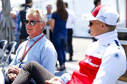 June 7, 2018 - Montreal, Canada - Motorsports: FIA Formula One World Championship 2018, Grand Prix of Canada , #9 Marcus Ericsson (SWE, Sauber F1 Team) (Credit Image: © Hoch Zwei via ZUMA Wire)