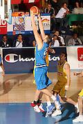 DESCRIZIONE : Bormio Torneo Internazionale Gianatti Italia Australia <br /> GIOCATORE : Andrea Crosariol<br /> SQUADRA : Nazionale Italia Uomini <br /> EVENTO : Bormio Torneo Internazionale Gianatti <br /> GARA : Italia Australia <br /> DATA : 03/08/2007 <br /> CATEGORIA : Schiacciata<br /> SPORT : Pallacanestro <br /> AUTORE : Agenzia Ciamillo-Castoria/G.Cottini<br /> Galleria : Fip Nazionali 2007<br /> Fotonotizia : Bormio Torneo Internazionale Gianatti Italia Australia<br /> Predefinita :
