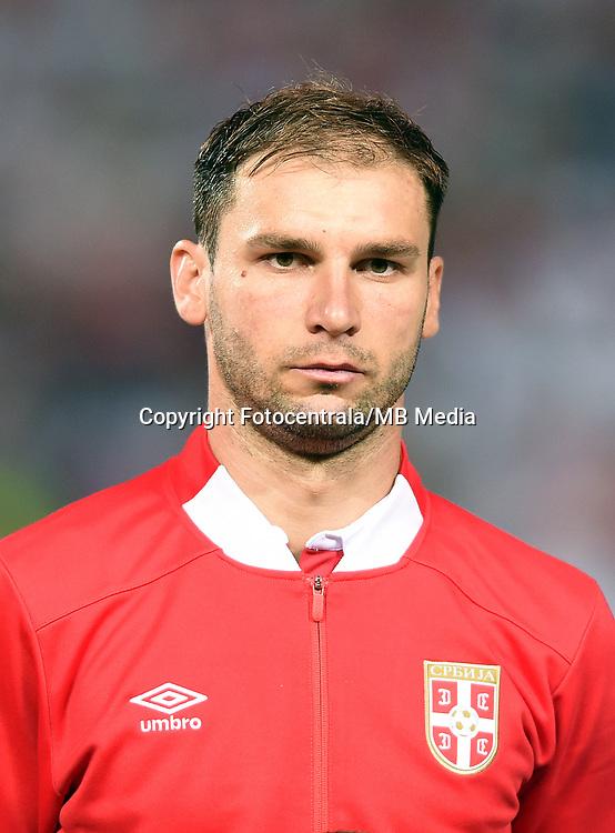 Branislav Ivanovic, Serbia vs Wales. World Cup qualifications<br /> Belgrade 11.06.2017