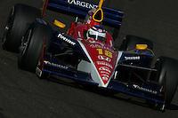Danica Patrick, Indy Racing Phoenix preseason testing