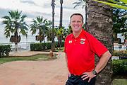 ESTEPONA - 08-01-2016, AZ in Spanje 8 januari, AZ trainer John van den Brom