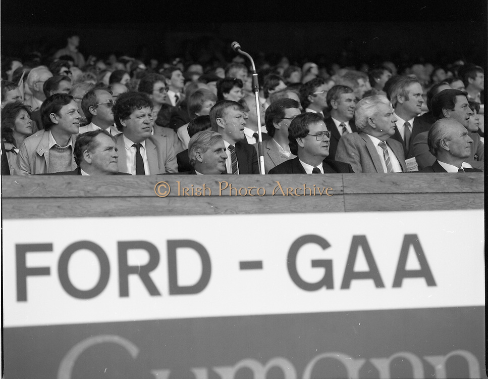 Ford G.A.A. Centenary Finals at Croke Park, Dublin,<br /> 20th May 1984,