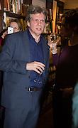 COSMO LANDESMAN,  Allie Esiri's The Love Book launch party , Daunt Books <br /> 83 Marylebone High Street, London. 5 February 2014