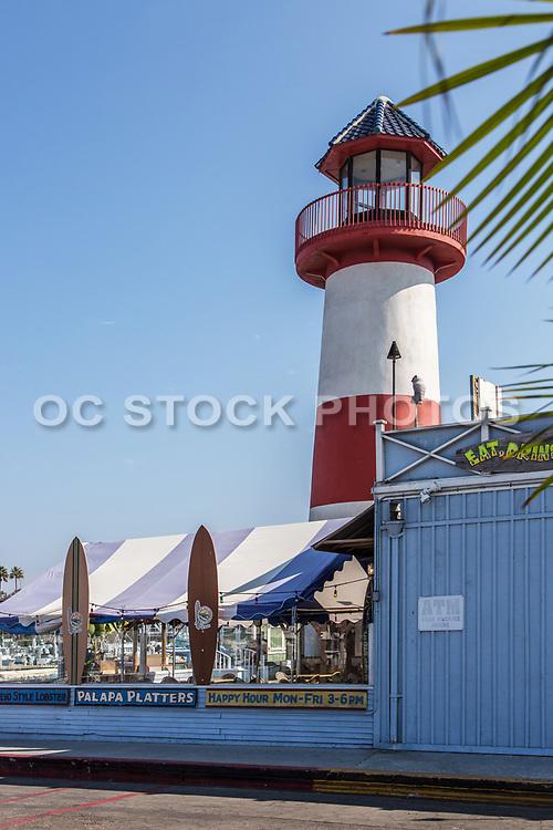 Oceanside Harbor Village Lighthouse