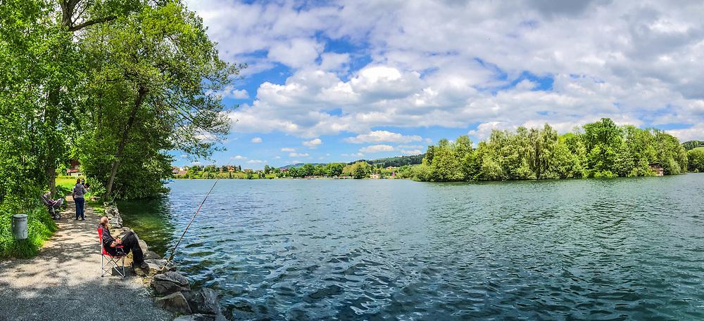 Sursee Lucerne Region Switzerland
