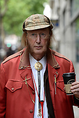 OCT 07 2013 John McCririck Employment Tribunal