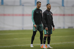 June 11, 2018 - Na - Kratovo, 06/06/2018 - The portuguese national soccer team trained this morning at the Saturn center in Russia, where they will play the final round of the football world cup. (Credit Image: © Atlantico Press via ZUMA Wire)