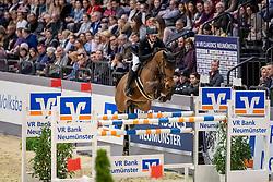 Klasener Christopher, GER, Chaccorina<br /> Grand Prix Jumping<br /> Neumünster - VR Classics 2019<br /> © Hippo Foto - Stefan Lafrentz