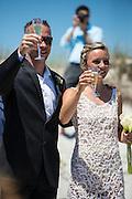 Rick and Alize Wedding | Carrot Island NC Photographers