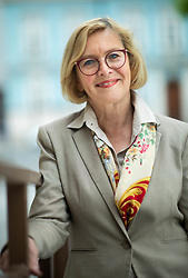 Portrait of Mojca Sojar, on May 13, 2019, in Ljubljana, Slovenia. Photo by Vid Ponikvar / Sportida