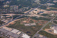 White Marsh Maryland aerial image by Jeffrey Sauers of Commercial Photographics