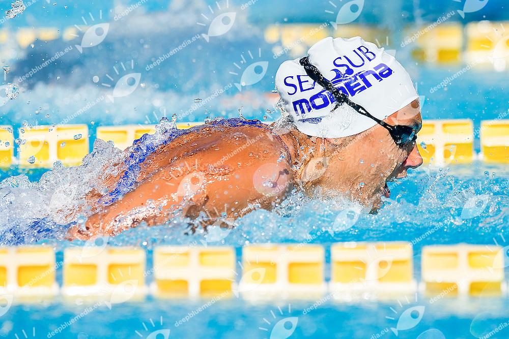 Tania Quaglieri ITA <br /> Seasub Modena<br /> 100 Farfalla Donne<br /> Stadio del Nuoto, Roma<br /> Day 06 09-08-2016<br /> Campionati Italiani di Categoria 2016<br /> Photo Andrea Masini/Deepbluemedia/Insidefoto