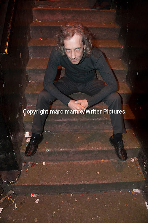 Michael Pope at The Free Fringe, Edinburgh<br /> 23rd August 2012<br /> <br /> Photograph by marc marnie/Writer Pictures<br /> <br /> <br /> WORLD RIGHTS