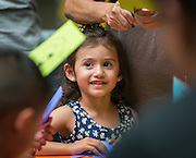 Families participate in after school activities at Tijerina Elementary School, May 17, 2016.