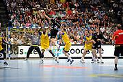 DESCRIZIONE : Handball coupe des coupes finale Tremblay Gummersbach<br /> GIOCATORE : Krantz Geoffroy<br /> SQUADRA : Gummersbach<br /> EVENTO : Coupe d'europe 2010-2011<br /> GARA : Tremblay Gummersbach<br /> DATA : 20/05/2011<br /> CATEGORIA : Handball Coupe d'europe<br /> SPORT : Handball<br /> AUTORE : JF Molliere par Agenzia Ciamillo-Castoria <br /> Galleria : France Hand 2010-2011 Action<br /> Fotonotizia : coupe des coupe finale Tremblay Gummersbach<br />   Match retour a Gummersbach