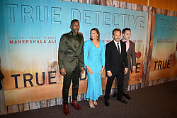 Mahershala Ali, Carmen Ejogo, Nic Pizzolatto, and Stephen Dorff attend the premiere of HBO's 'True Detective' Season 3 at Directors Guild of America on January 10, 2019 in West Hollywood, CA, USA. Photo by Lionel Hahn/ABACAPRESS.COM