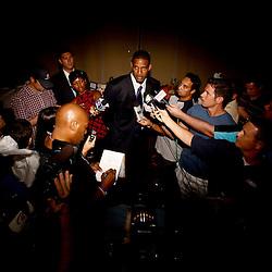 08-14-2010- Trevor Ariza Press Conference
