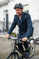 © Licensed to London News Pictures. 28/09/2016. London, UK. Health Secretary JEREMY HUNT leaving his London home on Wednesday, 28 October 2016. A high court ruling will be given today on a staffing contract row between junior doctors and Health Secretary Jeremy Hunt. 'Justice for Health', a group founded by five junior doctors, allege Mr Hunt acted beyond the scope of his powers by compelling NHS employers to adopt the new contract. Photo credit: Tolga Akmen/LNP