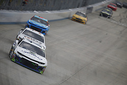 October 7, 2018 - Dover, Delaware, United States of America - Ty Dillon (13) battles for position during the Gander Outdoors 400 at Dover International Speedway in Dover, Delaware. (Credit Image: © Justin R. Noe Asp Inc/ASP via ZUMA Wire)