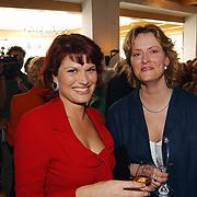 Modeshow Sheila de Vries, Anouk van Nes en vriendin