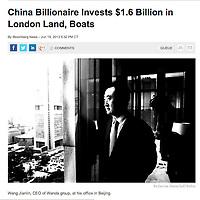 tearsheet , Bloomberg, Wang Jianlin, Hesse 2013