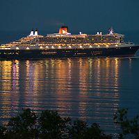 The Queen Mary Ocean Liner has mamaged to capture the imagination and is a symbol of elegance and grandeur. This is my ode to this magnificent vessel, and is a multi year project.