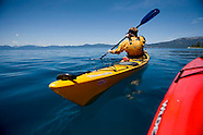 Sea Kayaking Photos - Stock images