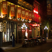 Pubs in downtown Victoria, Vancouver Island.<br /> Photography by Jose More