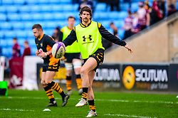 Players warm up - Mandatory by-line: Dougie Allward/JMP - 18/01/2020 - RUGBY - Ricoh Arena - Coventry, England - Wasps v Bordeaux-Begles - European Rugby Challenge Cup