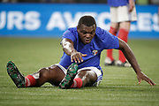 Martin Djetou (France 98) at warm up during the 2018 Friendly Game football match between France 98 and FIFA 98 on June 12, 2018 at U Arena in Nanterre near Paris, France - Photo Stephane Allaman / ProSportsImages / DPPI