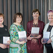 27.01.17<br /> Pictured at the Graduate Entry Medical School, University of Limerick for the launch of 'Introduction to Critical Reflection and Action for Teacher Researchers' were left to right authors, Mary Roche, Caitriona McDonagh, Bernie Sullivan and Mairin Glenn. Picture: Alan Place