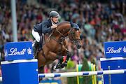 Patrick Stuhlmeyer - Lacan 2<br /> World Equestrian Festival, CHIO Aachen 2013<br /> © DigiShots