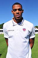 Wesley Jobello - 07.08.2015 - Evian Thonon / Clermont - 2eme journee de Ligue 2<br /> Photo : Philippe Lebrech / Icon Sport