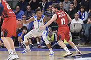 DESCRIZIONE : Eurocup 2015-2016 Last 32 Group N Dinamo Banco di Sardegna Sassari - Cai Zaragoza<br /> GIOCATORE : MarQuez Haynes<br /> CATEGORIA : Palleggio Controcampo<br /> SQUADRA : Dinamo Banco di Sardegna Sassari<br /> EVENTO : Eurocup 2015-2016<br /> GARA : Dinamo Banco di Sardegna Sassari - Cai Zaragoza<br /> DATA : 27/01/2016<br /> SPORT : Pallacanestro <br /> AUTORE : Agenzia Ciamillo-Castoria/L.Canu