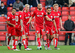 - Rogan Thomson/JMP - 22/10/2016 - FOOTBALL - Ashton Gate Stadium - Bristol, England - Bristol City v Blackburn Rovers - Sky Bet EFL Championship.