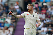 Ben Stokes of England during day two of the fourth SpecSavers International Test Match 2018 match between England and India at the Ageas Bowl, Southampton, United Kingdom on 31 August 2018.