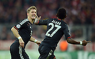 Fussball Uefa Champions League 2012/13: Bayern Muenchen - OSC Lille